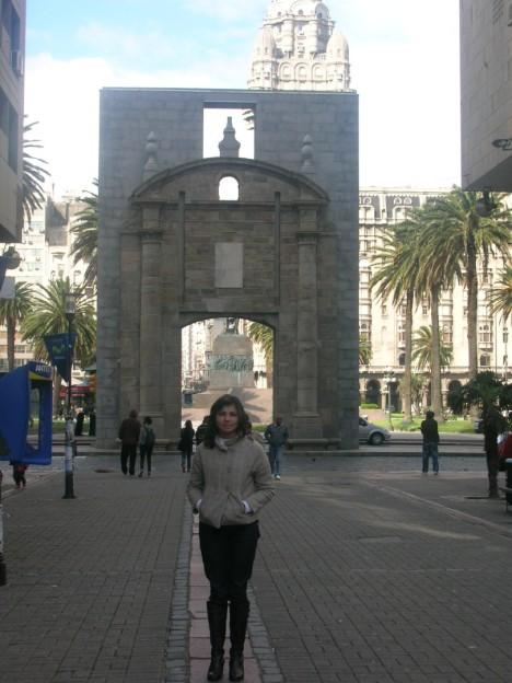 Puerta de la ciudadela, 2009