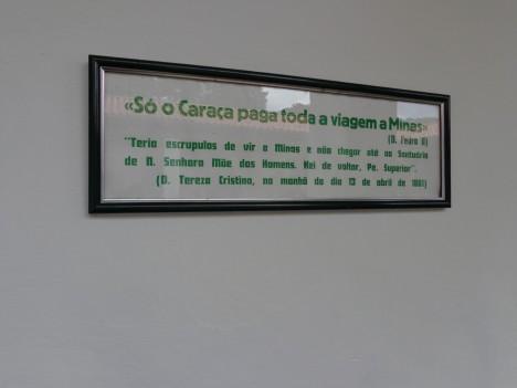 Mensagem de D. Pedro